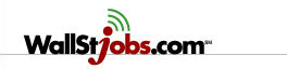 get registered.  Get noticed.  Wallstjobs.com